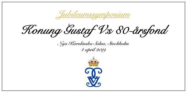 Konung Gustaf symposium webb