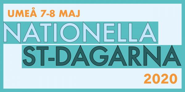 Nationella ST-dagar 2020_V2_Webb banner